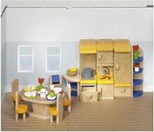 Maison de poupées : mobilier cuisine (complète)