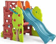 Maison des Bois pour Enfant : Aire de jeux avec