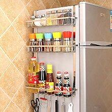 Maison.Simple.zgl Meuble Cuisine Rangement Frigo