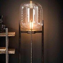 Maisonetstyles Lampe de sol 38x38x110 cm avec