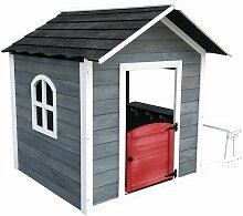 Maisonnette en Bois Outdoor Toys Chloe -