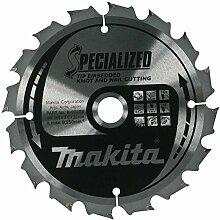 Makita B-40618216x 30x 40t TCT Lame de