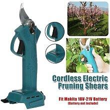 Makita – sécateur électrique sans fil, outil
