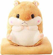 Mallalah Sieste Accessoire Hamster Peluche Poupée