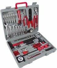 Mallette de bricolage de 555 outils