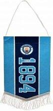 Manchester City Mini fanion officiel pour la