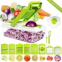 Mandoline Cuisine Multifonction Couper les Legumes