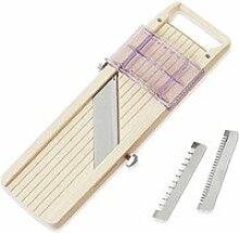 Mandoline japonaise 11x31.5cm - 8486japp 8486japp