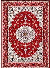 Mani Textile - Tapis Orient Sultan Rouge Coloris -