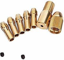 Manyao 0.5-3mm petite perceuse électrique Bit