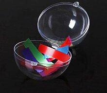Manyo. Boule Transparente a Remplir, Boules