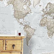 Maps International Giant Carte du Monde Papier