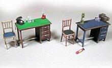 Maquette : accessoires et fournitures de bureau