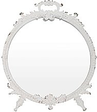 Maquillage miroir de vanité française rétro