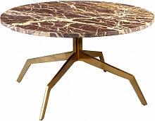 MARAL - Table basse en Marbre