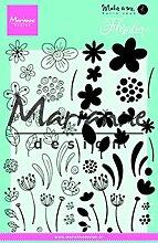Marianne Design KJ1722 Tampons Transparents,