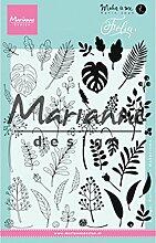 Marianne Design Tampons Transparents, Folie, pour