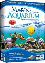 Marine Aquarium Deluxe Screensaver, English