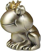 markc Metal Frog Tirelire Creative Style Européen