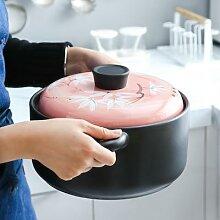 Marmite à soupe de Restaurant en céramique, en