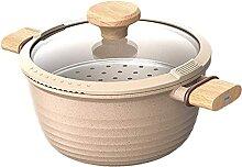 Marmite Casserole multifonctionnelle pour cuisiner