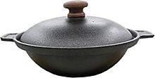 Marmite Classique En Fonte Émaillée Casserole