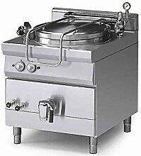 marmite électrique, chauffage indirect, 100 litres