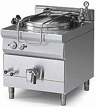 marmite électrique, chauffage indirect, 150 litres