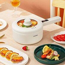 Marmite électrique Portable 700W, cuiseur à riz