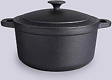 Marmite en céramique à l'ancienne, casserole