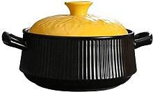 Marmite en céramique Casserole, Cuisinière en