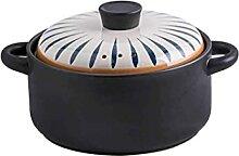 Marmite en céramique Céramique binaurale,