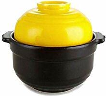 Marmite en céramique Cocotte en fonte émaillée