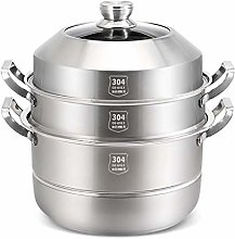 Marmite Induction, Soup Pots with Lids, 304