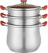 Marmite Induction, Soup Pots with Lids, Stock