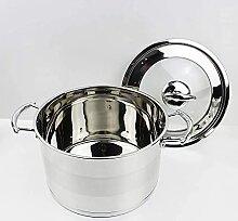 Marmite, Marmite/Pot à soupe en acier