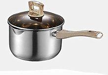 Marmite, Pot à soupe épaissie en acier