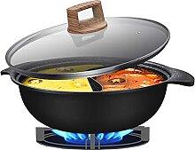 Marmite Shabu Shabu - Double casserole