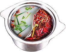 Marmite Shabu Yin Yang Hot Pot Shabu Pot Chaud Pot