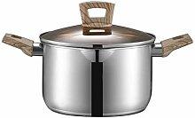 Marmite universelle en acier inoxydable pour