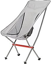 MARMODAY Chaise de camping pliante grise 1