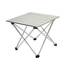 MARMODAY Petite table de camping pliante pour