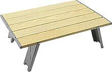 MARMODAY Petite table pliante portable de camping