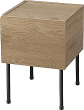 Marque Amazon - Movian IWST-300 Table de Chevet