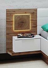 Marque Amazon -Movian - Table de chevet gauche,
