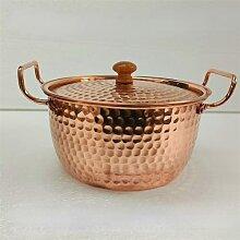 Marteau design élégant en cuivre pur fait à la