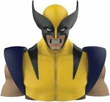 Marvel - buste tirelire wolverine 22cm BUSMNG054