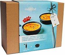 MASTRAD - Coffret Crèmes Brûlées - 1 Chalumeau