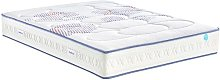Matelas CHILLY WAVE King Size 180x200 Ressorts -