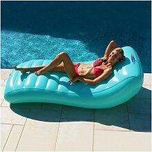 Matelas de piscine gonflable Lounger 195x85 KERLIS